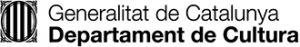 Generalitat de Catalunya — Departament de Cultura