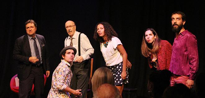 Intensiu d'estiu: introducció al teatre